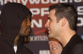 hopkins calzaghe