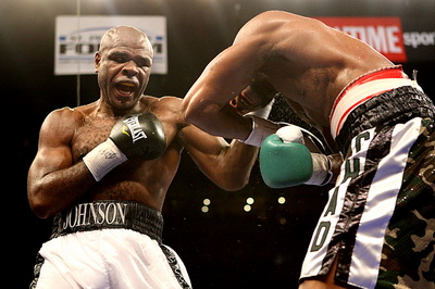 dawson johnson boxing