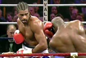 haye boxing
