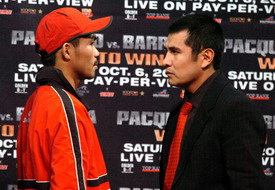 Pac vs Barrera II