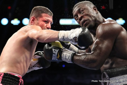 Andre Berto Floyd Mayweather Jr Keith Thurman Boxing News Top Stories Boxing