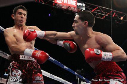 Danny Garcia, Deontay Wilder, Garcia vs. Herrera - Boxing News
