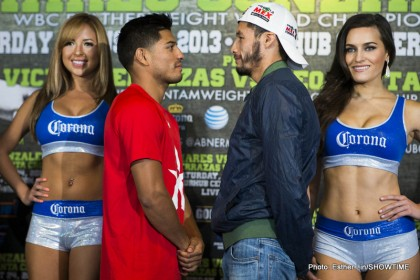 Abner Mares Jhonny Gonzalez Mares vs. Gonzalez Boxing News Top Stories Boxing