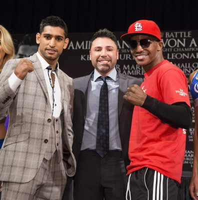 Devon Alexander plans on standing and fighting Khan