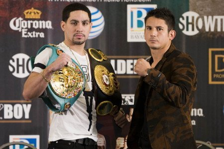 "Quotes from today's Danny ""Swift"" Garcia and Mauricio Herrera Puerto Rico press conference"