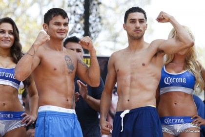 Lara vs. Angulo Maidana vs. Lopez Boxing News