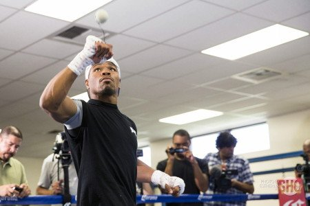 Porter Slams Broner For Not Talking Catch-Weight Situation