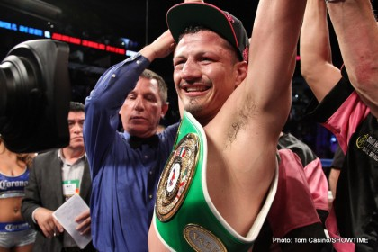 Jesus Soto Karass Boxing News Top Stories Boxing