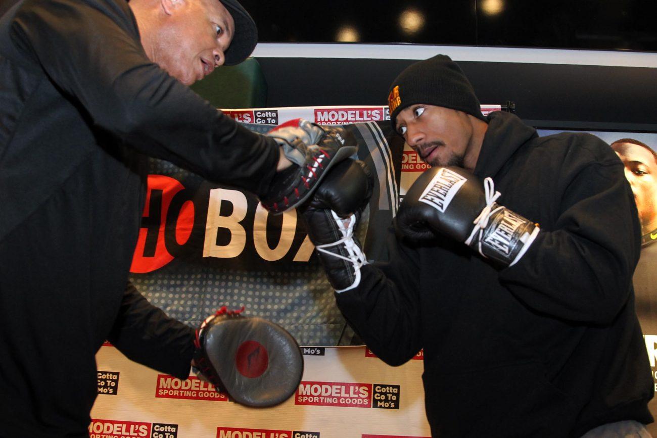 Demetrius Andrade Boxing News