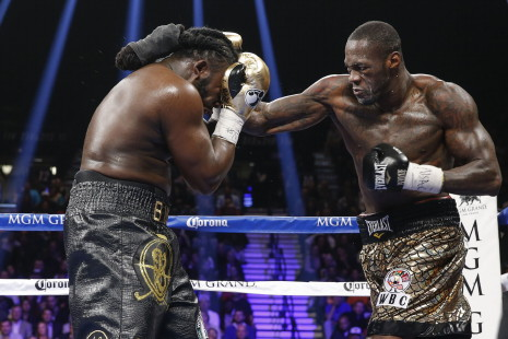 Wilder decisions Stiverne; Santa Cruz defeats Ruiz