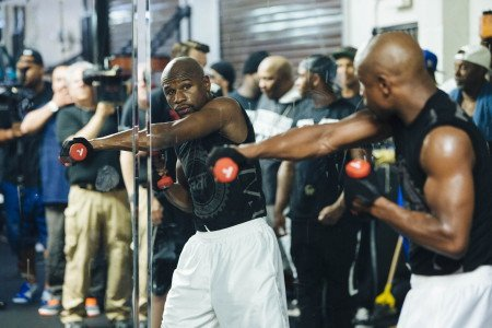 Floyd Mayweather and Marcos Maidana give camp updates and thoughts on their September 13 rematch