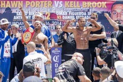 Juan Manuel Marquez Kell Brook Shawn Porter Boxing News