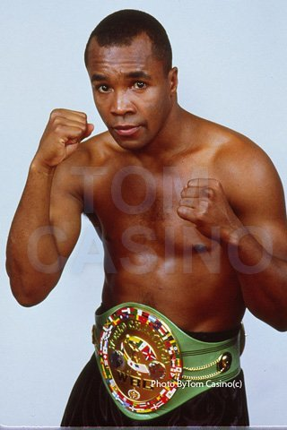 Kevin Howard Sugar Ray Leonard Boxing History Boxing News