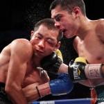Andre Berto Berto vs. Soto-Karass Diego Chaves Jesus Soto Karass Keith Thurman Thurman vs. Chaves Boxing News Boxing Results