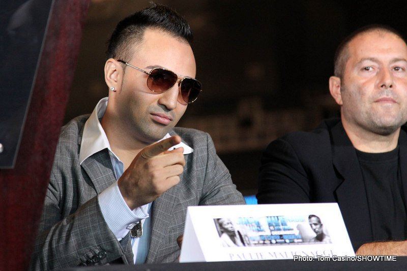 Paulie Malignaggi vs Danny O'Connor on May 29 at Barclays Center in Brooklyn