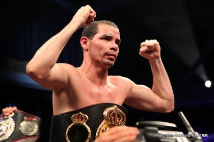 Richard Abril Sharif Bogere Boxing News Boxing Results Top Stories Boxing