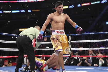 Abner Mares Jhonny Gonzalez Boxing News