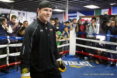 "Alfredo Angulo Canelo vs. Angulo Saul ""Canelo"" Alvarez Boxing News"