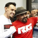 Floyd Mayweather, Robert Guerrero Quotes And Photo Gallery