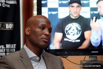 Bernard Hopkins Hopkins vs Murat Karo Murat Boxing News