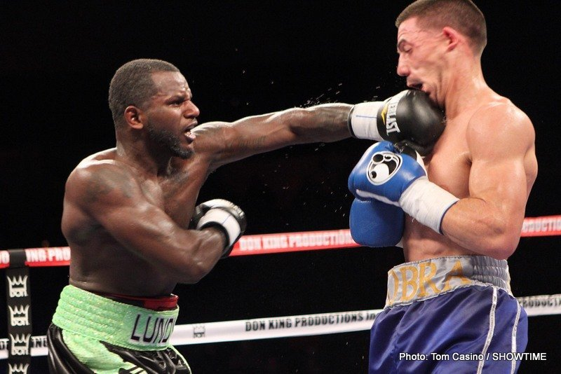 Hank Lundy - Boxing News