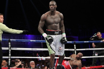 Deontay Wilder Golden Boy Promotions Malik Scott Boxing Interviews Boxing News Top Stories Boxing