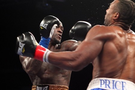 Bryant Jennings Deontay Wilder Joe Hanks Malik Scott Boxing News Top Stories Boxing