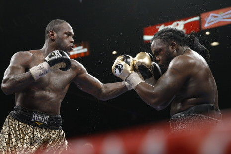 Deontay Wilder Brings Heavyweight Championship Back To America!