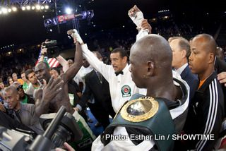 """Antonio Tarver - Five-time world title holder and former Ring Magazine Light Heavyweight Champion, Antonio """"Magic Man"""" Tarver (31-6, 1 NC, 22 KOs) has achieved a great deal of success in his career; however, there`s still one thing he wants to accomplishment before he retires and that`s to be a heavyweight world title holder."""