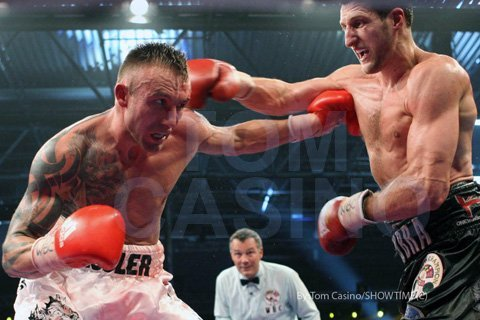 Andrew Golota Arturo Gatti Carl Froch George Foreman James Toney Jose Gonzalez Jose Luis Castillo Micky Ward Mike Tyson Mikkel Kessler Sugar Ray Leonard Tommy Hearns Boxing Interviews Top Stories Boxing