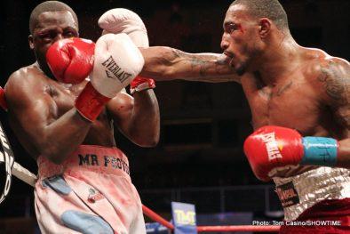 Badou Jack J'Leon Love Vladine Biosse Boxing News Boxing Results