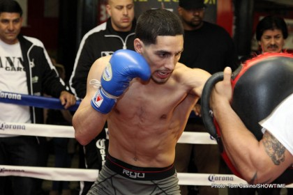 Danny Garcia Samuel Vargas Boxing News Top Stories Boxing