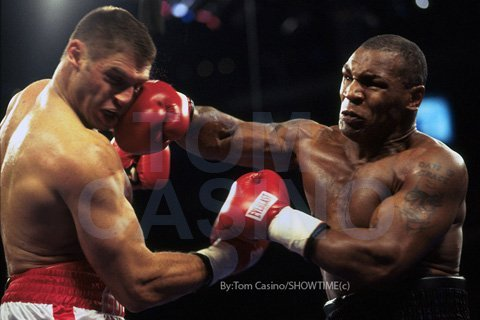 Trail of Destruction: Mike Tyson's Top 5 wins