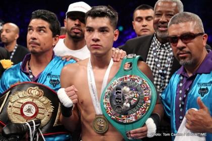 Omar Figueroa Ricky Burns Boxing News
