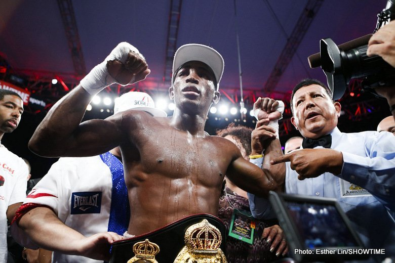 Erislandy Lara, Vanes Martirosyan Interview Transcript