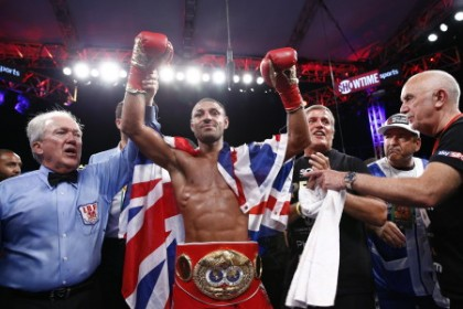 Frankie Gavin Kell Brook Boxing News