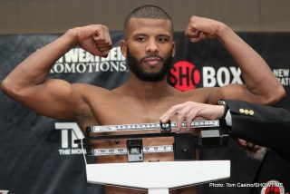 Badou Jack, George Groves - WBC super-middleweight champion Badou Jack is very confident ahead of his crunch maiden title defense against hard-hitting British challenger George Groves, predicting it will be he, and not the equally confident Londoner, who will be turning the lights out on Saturday.