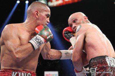 Danny Garcia Garcia vs. Matthysse Lucas Matthysse Boxing News Boxing Results