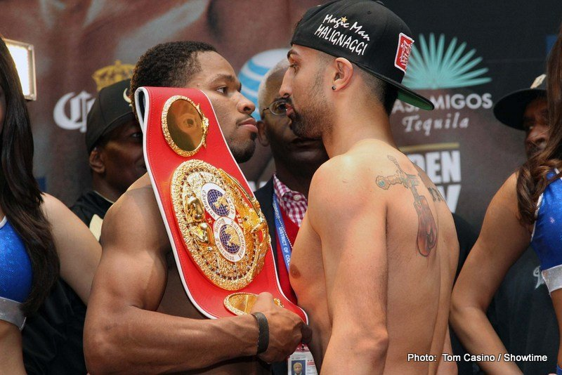 Paulie Malignaggi ready for Shawn Porter