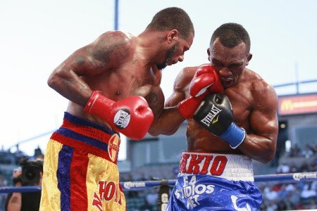 Dirrell wins rematch with Bika, takes home the belt