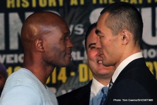 Beibut Shumenov, Bernard Hopkins, Hopkins vs. Shumenov - Press Room
