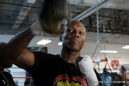 Yoel Judah Zab Judah Boxing Interviews Boxing News Top Stories Boxing