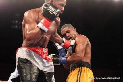 Frank Galarza, Ivan Redkach - Boxing News