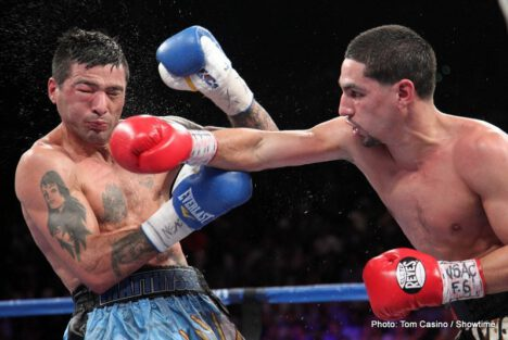 Garcia vs. Matthysse - Garcia vs. Matthysse