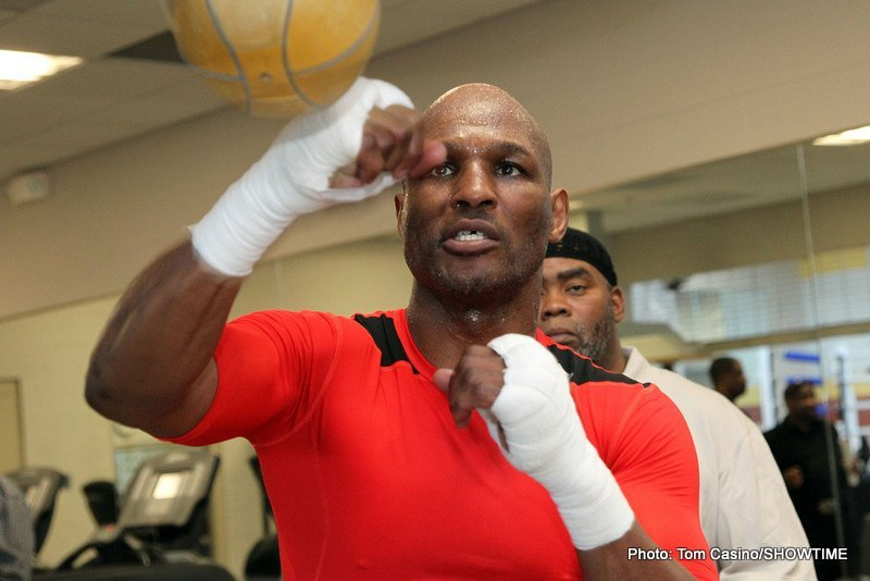 Bernard Hopkins Serious About Fighting On / Wants James DeGale