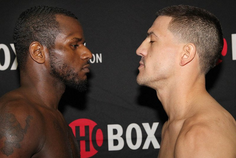 Hot In Cleveland: Final Weights, Quotes For Friday's ShoBox: The New Generation Doubleheader