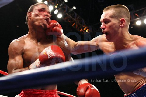 "Andrew Golota, Arturo Gatti, Carl Froch, George Foreman, James Toney, Micky Ward, Mike Tyson, Mikkel Kessler, Sugar Ray Leonard - ""In every Tyson fight you could feel the electricity in the air"" – Tom Casino"