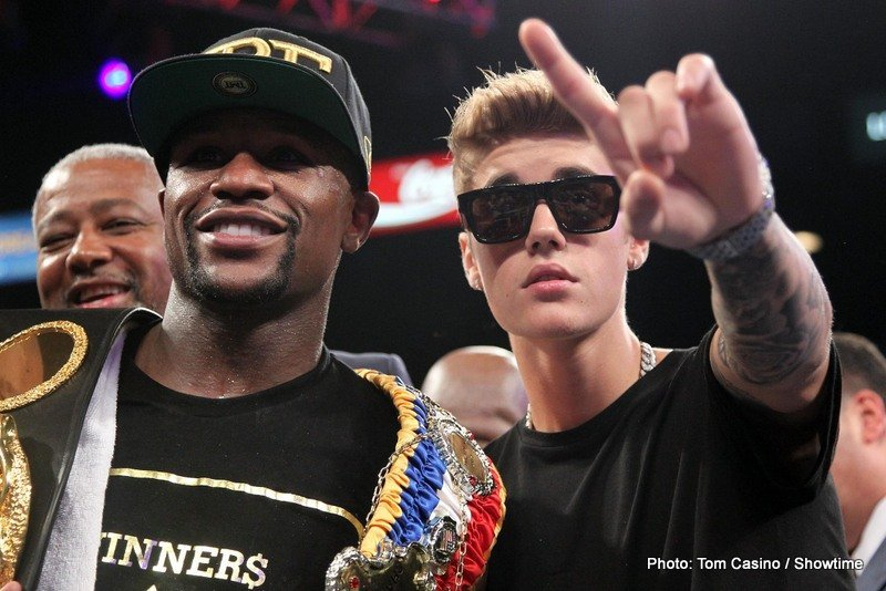 Amir Khan, Floyd Mayweather Jr, Marcos Maidana - Boxing News