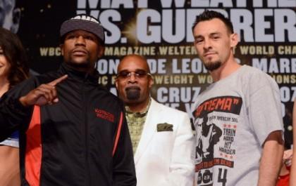 Mayweather vs. Guerrero Boxing News