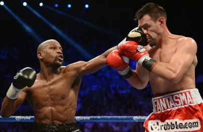 Floyd Mayweather Jr Mayweather vs. Guerrero Robert Guerrero Boxing News Top Stories Boxing